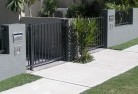Castle Hill NSW Boundary fencing aluminium 3old