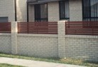 Castle Hill NSW Boundary fencing aluminium 6